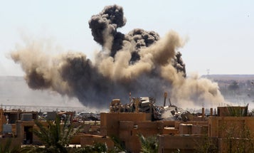 The battle for the last ISIS enclave is edging toward its end