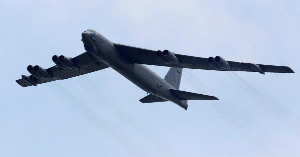 Russia to US: Stop flying B-52 bombers near our borders already