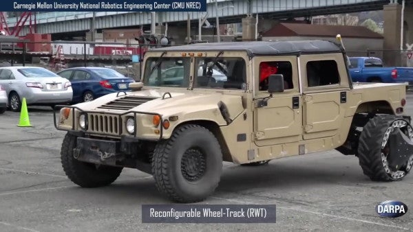 The Humvee isn't going anywhere anytime soon, Army Secretary says