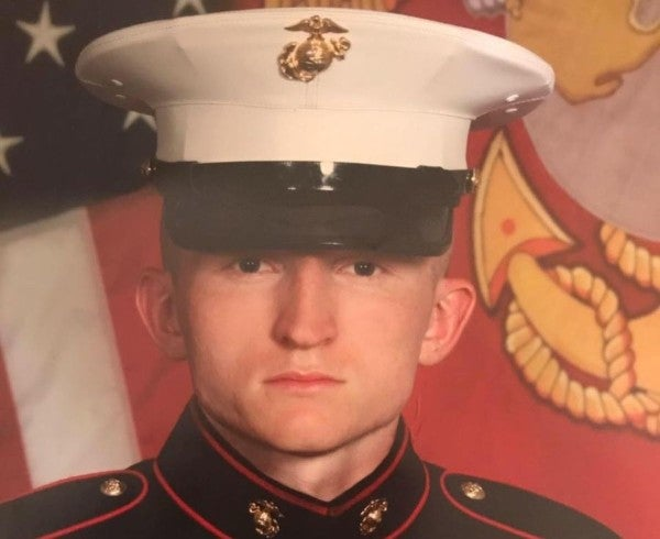 Marine found dead at Camp Pendleton guard post from gunshot wound to head