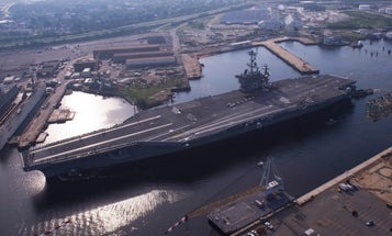 NCIS is offering a reward for any info on who's been leaving bomb threats in the Norfolk Naval Shipyard toilets