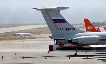 US calls Russia deployment of military planes to Venezuela 'reckless escalation'