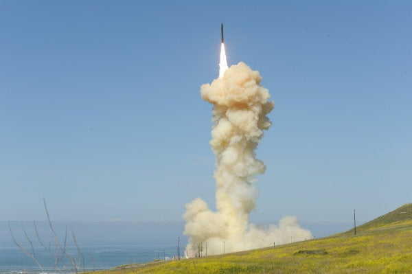 US military shoots down dummy ICBM in 'milestone' test of missile defense system