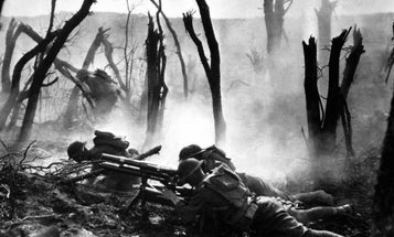 The guys who brought us 'Saving Private Ryan' and 'Jarhead' are making a WWI movie