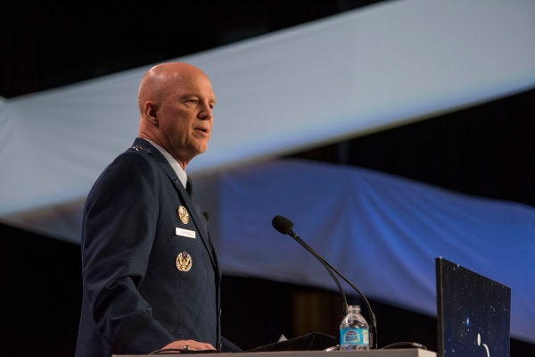 Trump nominates Air Force general to lead new Space Command