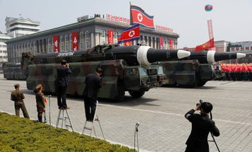 North Korea nuclear, missile activity 'inconsistent' with denuclearization, US general says