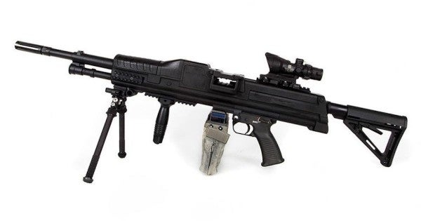 The Army finally has its hands on a next-generation rifle prototype