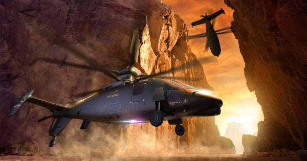 A new scout helicopter will replace half the Army's Apache fleet