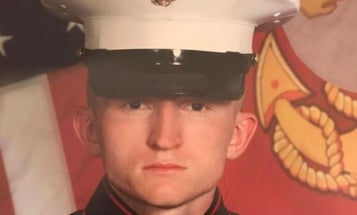 Death of Marine shot in head while on guard duty at Camp Pendleton ruled a suicide