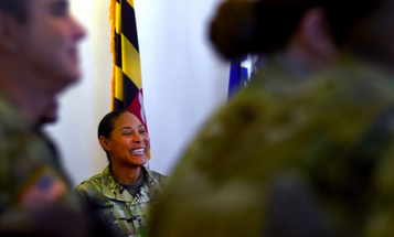 For the first time in history, a state National Guard command team is all women