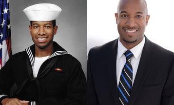 'I treat school like a job' — Meet Otis Hill, a student, veteran, and Comcast employee