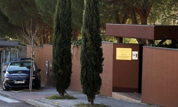 North Korea says embassy raid in Spain was a 'grave terrorist attack'