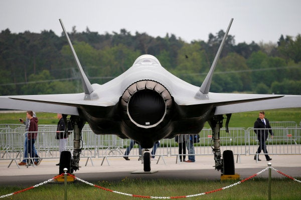 US halts F-35 equipment shipments to Turkey over its planned purchase of Russian missile defense system