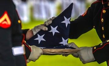Marine Corps identifies two helicopter pilots killed in Saturday's crash in Yuma, Arizona