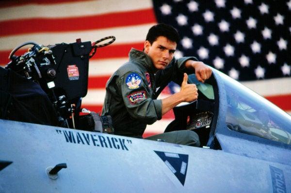 'Maverick' spotted shooting 'Top Gun' sequel while careening through California's Star Wars canyon