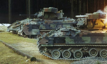 The Army is eyeing a robot fighting vehicle to replace the M2 Bradley