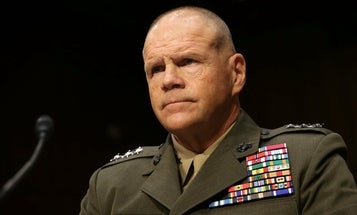 Marine Commandant Gen. Neller reportedly 'allowed' leak of sensitive memos criticizing Trump's border plan