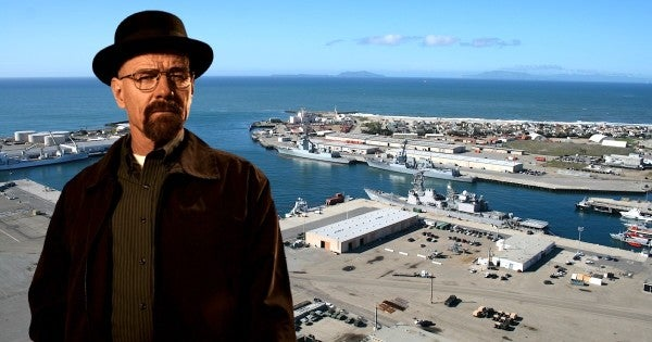 2 California sailors tried to recreate the plot of 'Breaking Bad.' It didn't work out
