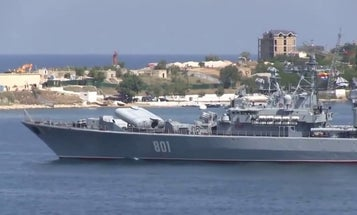 Russia's navy is falling behind the US Navy, study says
