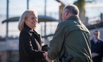 DHS Secretary Kirstjen Nielsen has resigned