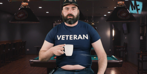 You can't blame the military for your fat ass, according to a new VA ruling