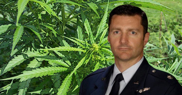 Meet the former Air Force test pilot who broke into the marijuana industry and wants you to join him