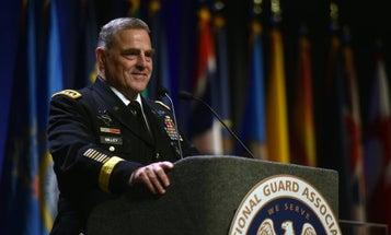 Trump officially nominates Gen. Mark Milley to take over as Joint Chiefs chairman
