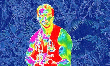 The Army is working on new camouflage that can mask soldiers' heat signatures