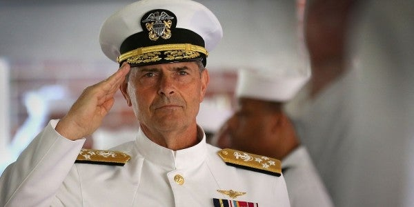 Your next CNO: Adm. Bill Moran nominated to lead the Navy
