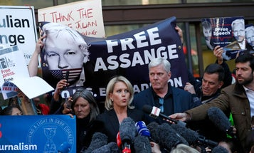 What comes next in the pursuit of Julian Assange