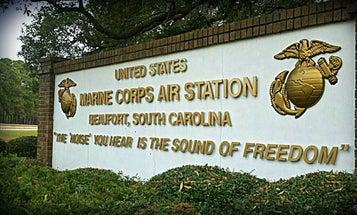 Marine shot and killed fellow Marine at South Carolina air station