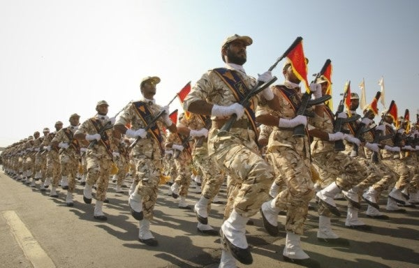 Iraqi militias reject US naming of Iran's Revolutionary Guards as terrorist group