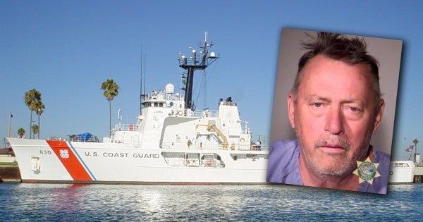 Coast Guard arrests Canadian man allegedly sailing with almost 200 gallons of liquid meth
