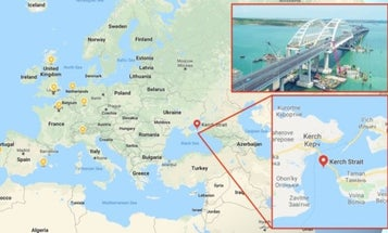 The Russians are screwing with the GPS system to send  bogus navigation data to thousands of ships, think tank claims