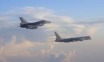 US denounces Chinese military exercises near Taiwan as 'coercion'