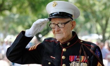 The Marine who helped inspire 'The Pacific' has died