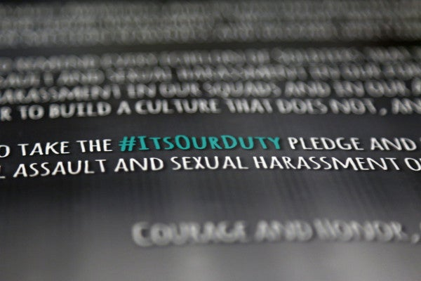 Fort Bragg's new sexual assault awareness event features a soldier chained to a chair in an 'escape room'