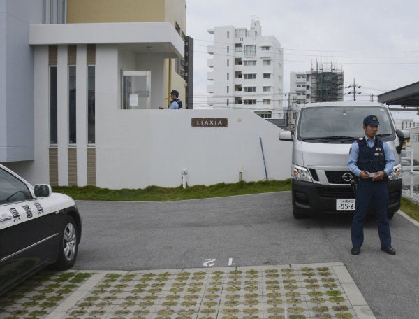 US Navy sailor, Japanese woman found dead in Okinawa apartment in suspected murder-suicide
