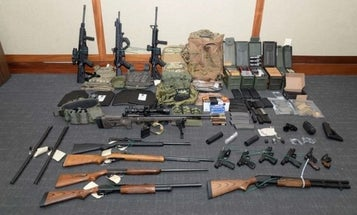 The Coast Guard officer who stockpiled arms and compiled a hit list of politicians isn't facing domestic terrorism charges
