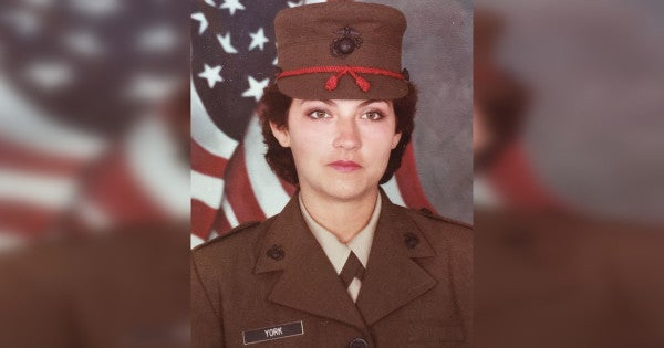 'We were treated like second-class citizens' — a female Marine reflects on her two decades of service