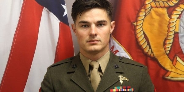 Special operations Marine killed in vehicle rollover identified