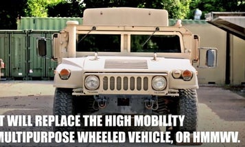 The Army admits that its brand new JLTV was designed for the last war
