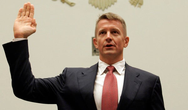 Erik Prince's secret Seychelles trip was actually an embarrassing failure, according to the Mueller report