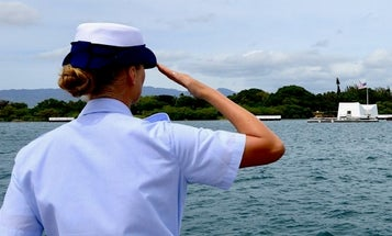'Remain strong and tough' — how the Coast Guard wants to keep women in the service
