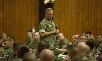 This two-star Marine general has turned micromanagement into an art form