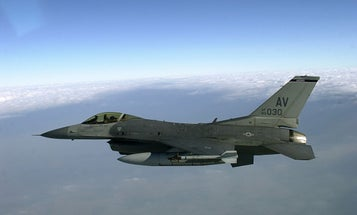 F-16 intercepts private aircraft near Mar-a-Lago