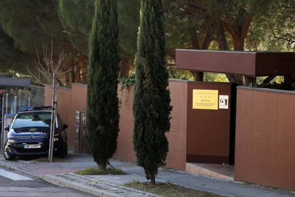 Former US Marine arrested in connection to raid on North Korean embassy in Spain