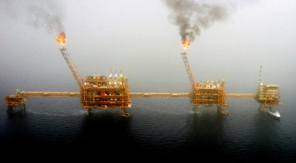 The Trump administration is taking steps to squeeze Iran out of the oil market