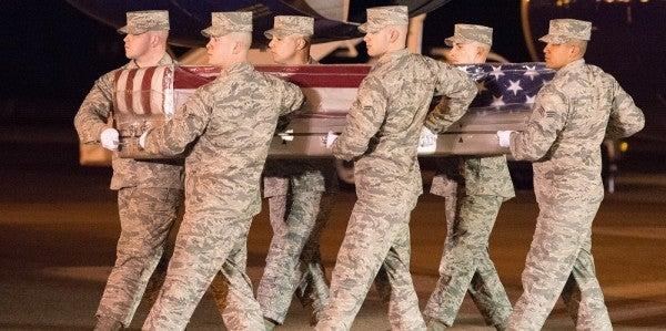 Airman dies in non-combat incident in Qatar