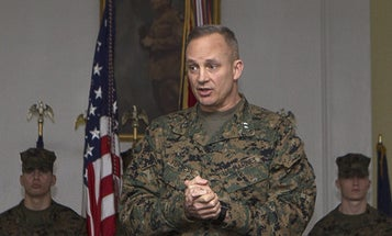 General says Marine killed by IED in Afghanistan could have lived if he wore his seat belt